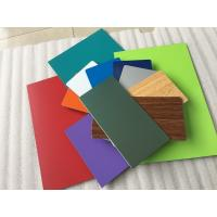 Quality Various Colors Aluminum Composite Plate Waterproof With Nano PVDF Paint for sale