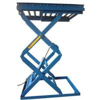 Buy cheap 2m Lifting Height and 2.5t Loading Stationary Scissor Lift from wholesalers