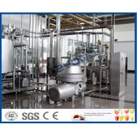 20000LPD Milk Processing Butter Making Equipment For Dairy Processing Plant Manufactures