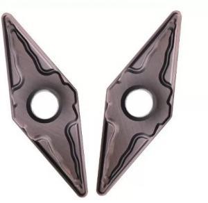 China Lathe Tools Cnc Turning Inserts / Carbide Machining Inserts Long Using Life on sale