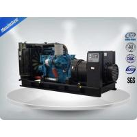 Quality MTU Engine 12V2000G65 Heavy Duty Diesel Generator Set 24V DC Electric 50hz 600KW / 750KVA Prime for sale