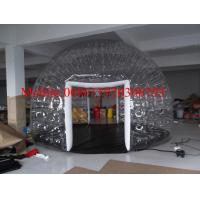 transparent inflatable tent for advertising inflatable clear tent Manufactures