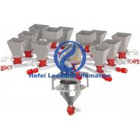 Aquafeed Animal Feed Automated Batching Systems For 10KG To 50KG Into Bags Bottles Barrels Manufactures