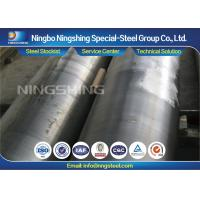 Oil / Air Hardening DIN 1.2581 Hot Work Tool Steel Forged / Hot Rolled Round Bar Manufactures