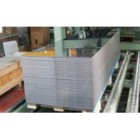 Quality Prime Aluminum Plain sheet Alloy AA 1100 1050 Temper H14 mill finished with for sale