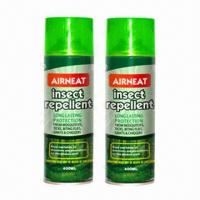 Mosquito Repellent Spray with Time Release Fragrance, Protect People's Health Manufactures