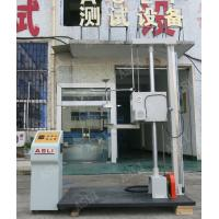 Quality 500kg Load Lab Test Equipment , 0~1200 mm Drop Test Machine for sale
