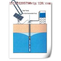 Quality Submersible DC24V Solar Water Pump (3CMB/hour) for sale