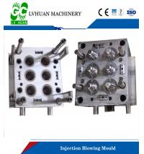 multi cavity plastic shampoo bottle cap injection mould manufacturer Manufactures