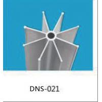 Mill Finished Aluminium Extrusion Profiles , Star Shaped Fin Tube For Carburetor Manufactures