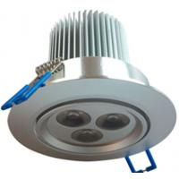 3*2W Epistar led chip best price Led Ceiling Light Manufactures