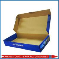 oem color print corrugated packaging box for mailing carton online stores Manufactures