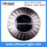 Buy cheap UFO Round Solar Wall Lights RGB Solar Inderground Lamp Solar Pathway Lawn Light Solar Dock Deck Light Solar Stair Light from wholesalers