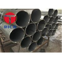 China Oiled Welded Steel Tube Carbon Steel / Carbon Manganese Steel Astm A178 on sale