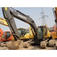 1.1cbm Bucket Volvo 210 Excavator For Sale , Second Hand Mini Diggers Year 2008 Manufactures