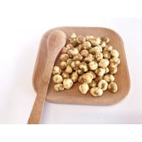 Quality BBQ Flavor Green Peas Snack , Size Sieved Dried Garlic Peas Vitamins Contained for sale