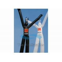 Quality Vivid Design Inflatable Air Dancer , Air Sky Dancer for Event Promotion for sale