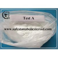 Healthy Muscle Growth Raw Steroid Powders Test A / Testosterone Acetate  CAS1045-69-8 Manufactures