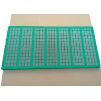 Mi Swaco Metal Frame Shale Shaker Screen , Stainless Steel Sieve Mesh Manufactures