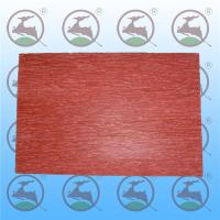 Pipe Sealing Non Asbestos Jointing Sheet Red Color High Pressure 2.0-5.0 Mpa Manufactures