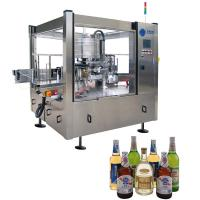 Fully Automatic Bottle Labeling Machine Cold Glue Labeling Machine Manufactures