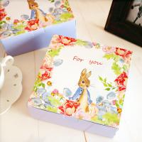 Quality Cute Handcraft Paperboard Dessert Packaging Boxes Recyclable Matt Lamination for sale