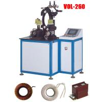 simple operation+high quality for copper wire coil winding machine Manufactures