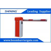 Road Safety Equipment Arm Barrier Gate for Parking Access Control Manufactures