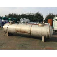 Frosting / Polishing Removing Underground Oil Storage Tanks For Gas Station / Household Manufactures