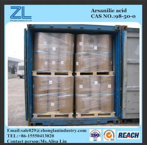CAS NO.:98-50-0,4-ArsanilicAcid Manufactures