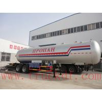 China good quality best price 59.52M3 lpg tanker trailers for sale, ASME standard lpg gas propane trailer for sale Manufactures