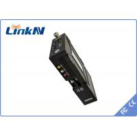 Professional 2~8km COFDM Transmitter high speed movement wireless video system Manufactures