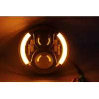 7 Inch 70W 6000K 3700lm Car LED Fog Lights Hummer Jeep Wrangler CJ TJ JK Harley Manufactures