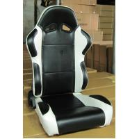 Eco Friendly Sports Car Seats , Light Weight Racing Seats Multi Material Colors Manufactures