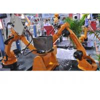 "High-Strength Small Industrial Robot For Welding , 6.4"" Color Led Display Manufactures"