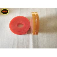 90*5 65 A Red Color Screen Printing Squeegees Roll For Printing Material Manufactures