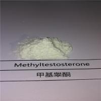 Androgen 17- Alpha - Methyl Testosterone Active Pharmaceutical Steroid Ingredient CAS 58-18-4
