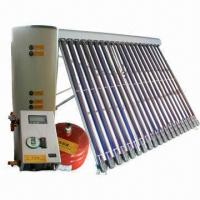 Split 70mm Solar Water Heating System with Natural and Comfortable Relaxation Manufactures