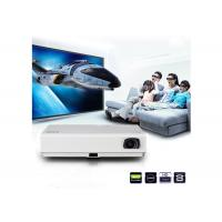 1080P LED Android Mini Projector With Wifi  , 3000 Lumens Bluetooth Video Projector Manufactures