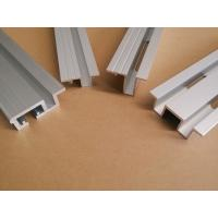 8 - 10um Natural Anodized Aluminium Channel Profiles with CNC Machining Processing Manufactures