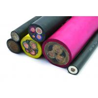 Cold resistant flame-retardant flexible cable for Fixed laying wind power Manufactures
