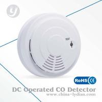 Visible Alarm CO Alarm Detector ODM / OEM With Low Battery Warning , UL2034 Manufactures