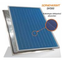 Flexible flat plate solar thermal panel Manufactures