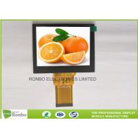 4.0'' 320x240 Industrial TFT LCD Display Landscape Type With RGB 24 Bit Interface Manufactures