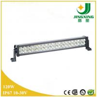 Double row Epistar 12 volt led light bar for truck Manufactures