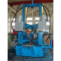High Efficiency H Beam Welding Line , H Beam Straightening Machine Integrated Machine Manufactures