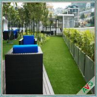 Strong Color Deluxe Turf Surface For Graden Field and Commercial Floor Manufactures