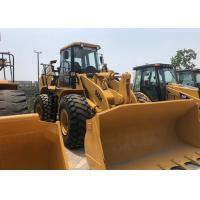 China United States CAT 966H Used Cat Wheel Loaders 286 Hp Rated Power 8825*2960*3590mm on sale