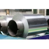 Metal Cold Rolled Aluminum Sheet Coil , Aluminium Foil Roll AA8011/ AA1235 Manufactures