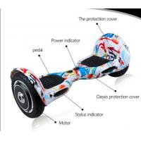 Quality 10 Inch Personal Transporter 2 Wheels Electric Chariot Scooter Self Balancing Smart Balance Wheel for sale
